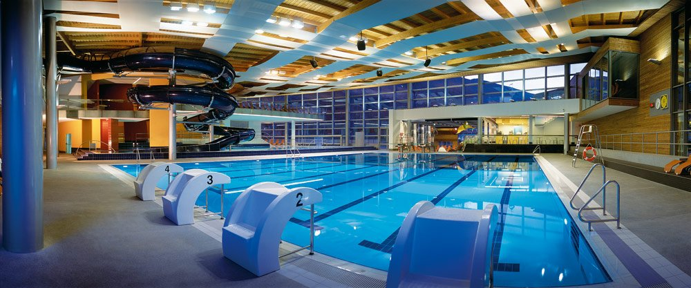 Aquarena – das Erlebnisspassbad