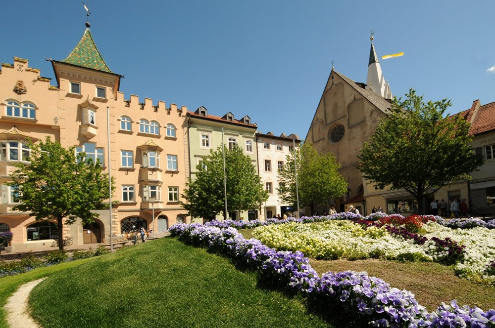 Brixen – älteste Stadt Tirols