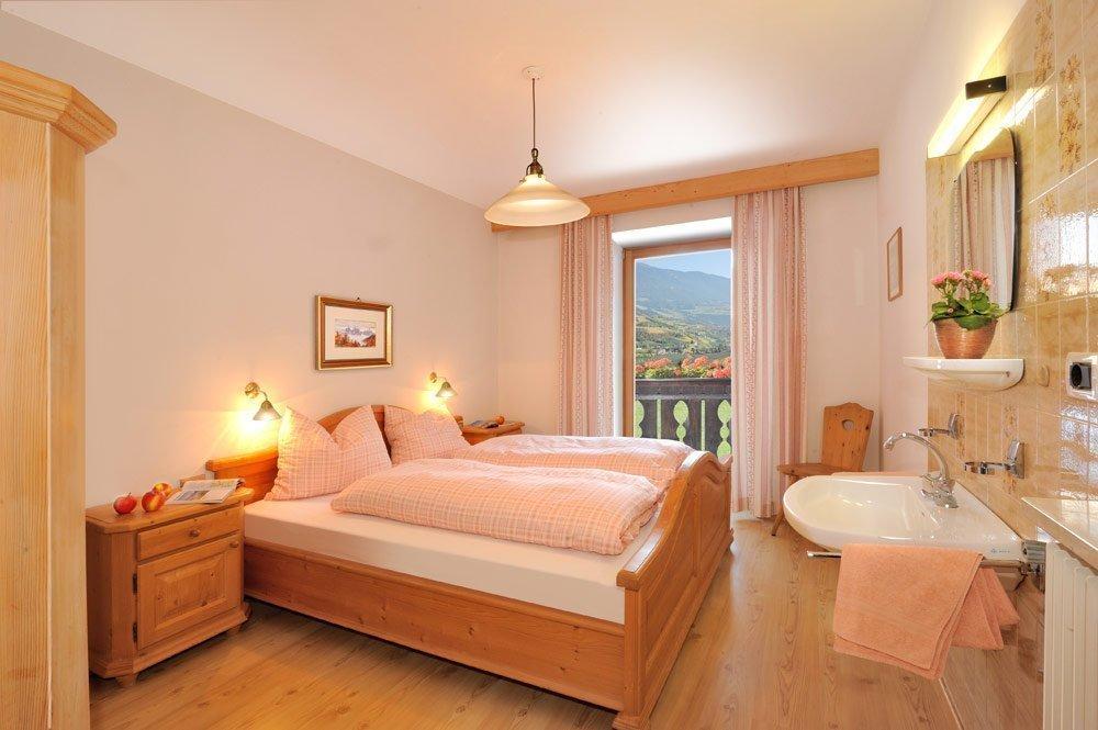 Appartamenti in agriturismo in alto adige for Appartamenti moderni