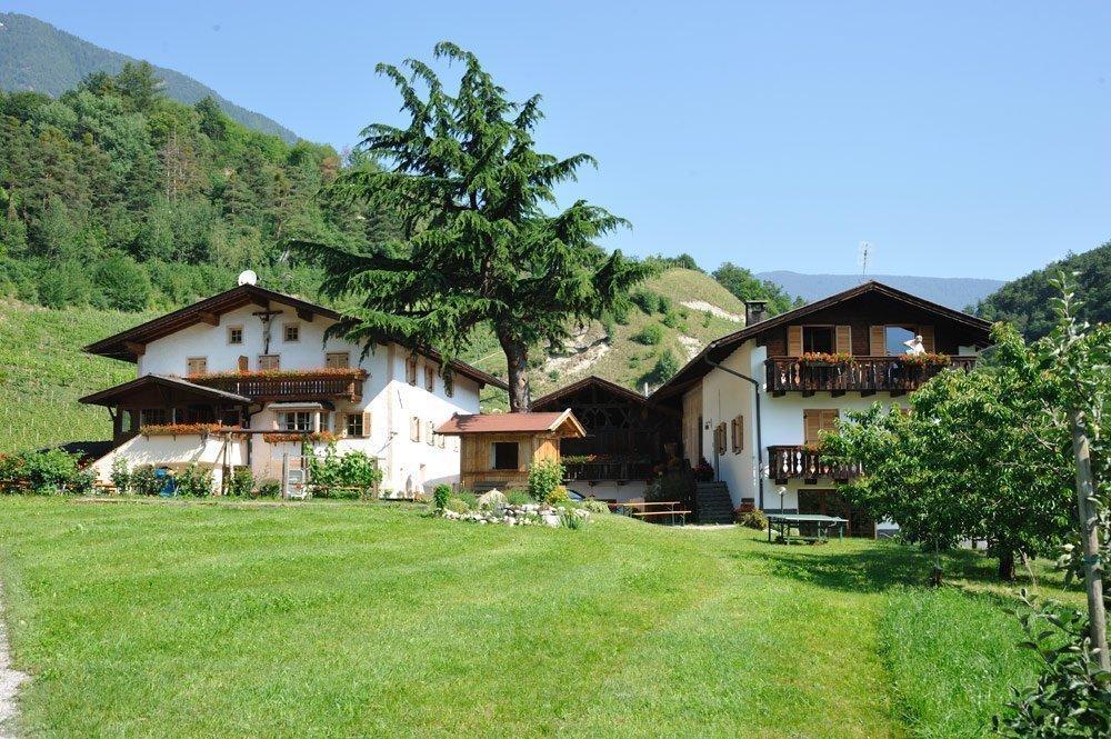 Punterhof: appartamenti in agriturismo in Alto Adige