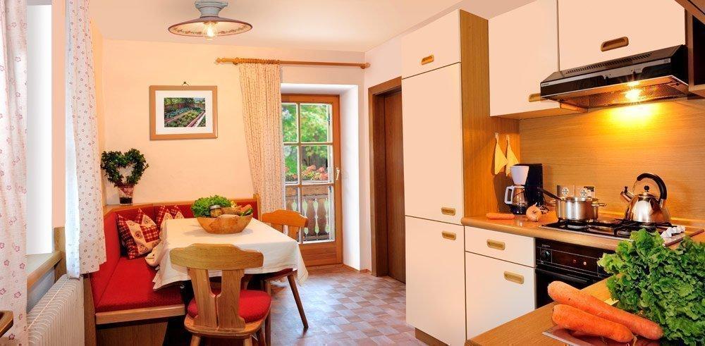 Appartamenti al maso Punterhof: alloggi accoglienti a Varna/Novacella